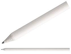 Potlood gemaakt van recycled papier