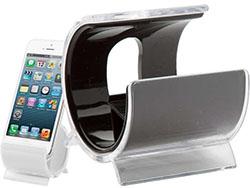 Mobiele telefoon en tablet houder