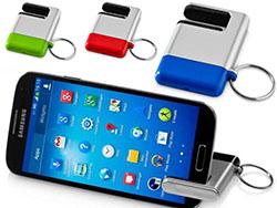 Mobiele-telefoonhouder beto en schermreiniger