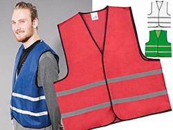 Safety jacket one size