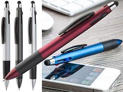 3-kleuren stylus pen gorko