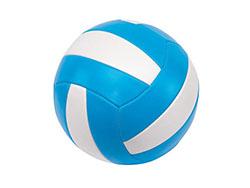 Beach volleybal van kunstleder maat 5