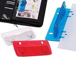 Perforator nenpus voor bevestiging in ordner