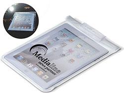 Waterwerende pouch voor uw tablet