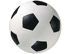 Springbal voetbal