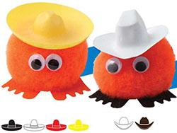 Winnie sombrero - cowboy