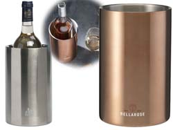 Dubbelwandige rvs wijnkoeler