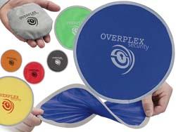 Opvouwbare, nylon frisbee