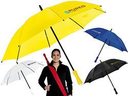 Paraplu met 190 t bespanning, metalen frame