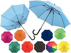 Automatisch te openen stormvaste paraplu