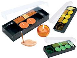 5-delige kaarsenset