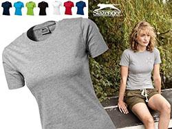 Dames t-shirt 150 gr
