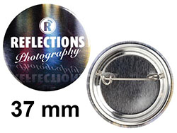 Button ø 37 mm