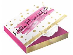 Tissue box boek met 30 tissues