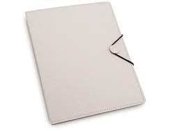 Schrijfmap van  gerecycled karton maki