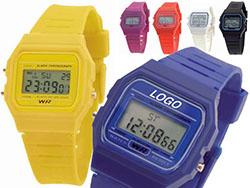 Horloge porty