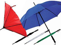 Paraplu pelma met 8 segmenten