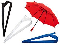 Paraplu reset met 8 segmenten