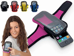 Armband voor iphone of mp3-speler