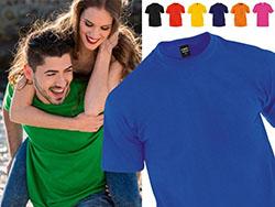 T-shirt, 100% katoen, 135 gr/m², s-xxl