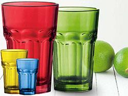 Gekleurd glas teny 300 ml
