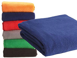 Fleece deken see 180 gr/m², anti-pilling