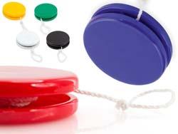 Plastic jojo