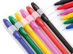 Pennenset 6 schrijfkleuren