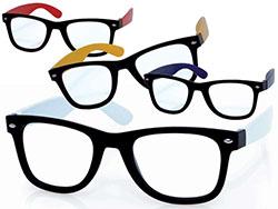 Bril zonder glas kira