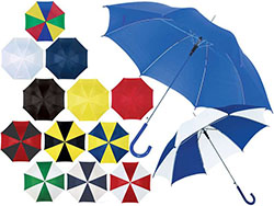Automatisch te openen paraplu dia 103 cm