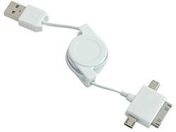 Adapter  met een kabellengte van 77 cm