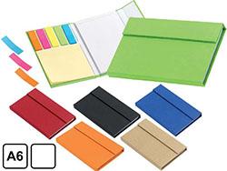 Notitieboekje met magneetsluiting