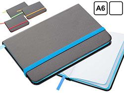 Notitieboek met papieren cover