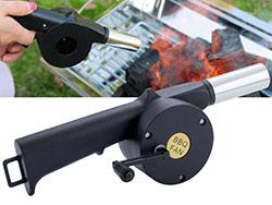 Barbecue luchtblazer