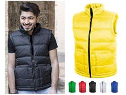 Bodywarmer, nylon / polyester, m-xxl