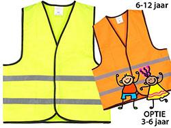 Veiligheidsvest voor kinderen pelcu