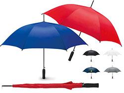 Automatisch te openen paraplu met eva handvat