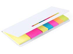 Notitieblok met papieren cover