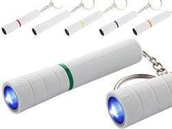 Mini zaklamp met witte led