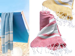 Omslag handdoek kortsy