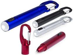Pen-zaklamp 1 led