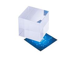 Glazen presse-papier