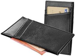 Lederen portefeuille