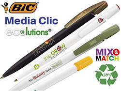 Bic© media clic eco balpen