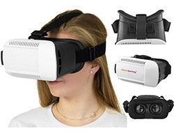 Virtual reality headset rous