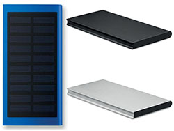 Solar powerbank 8000 mah