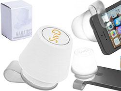 Siliconen lamp voor smartphone