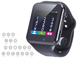 Smartwatch bluetooth® miliuna