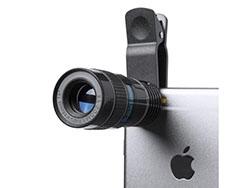 Universele camara lens