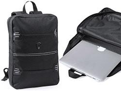 Rugzak met laptop vak 15 inch